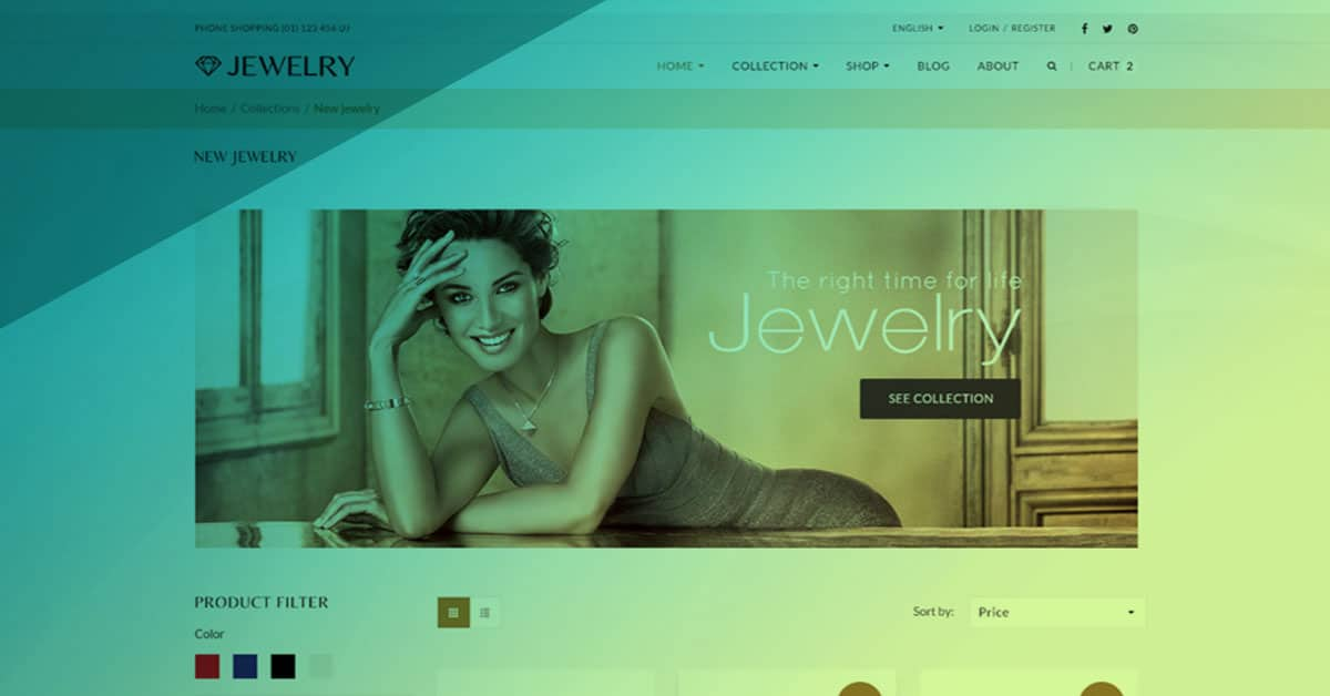 Website best practices: Give your jewelry store's website a makeover