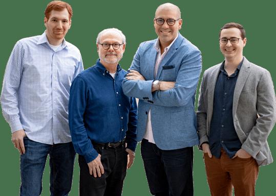 BriteCo Founders: Ben Mautner, John Ortbal, Dustin Lemick, Conor Redmond