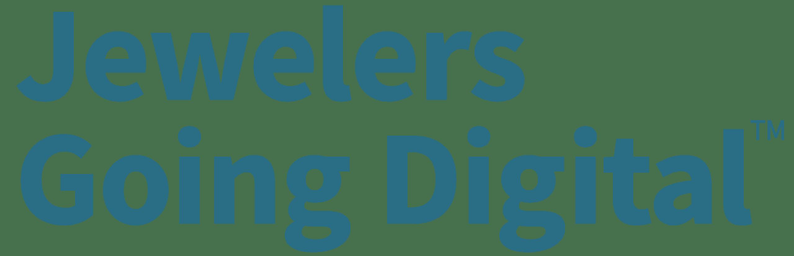 Jewelers Going Digital Logo