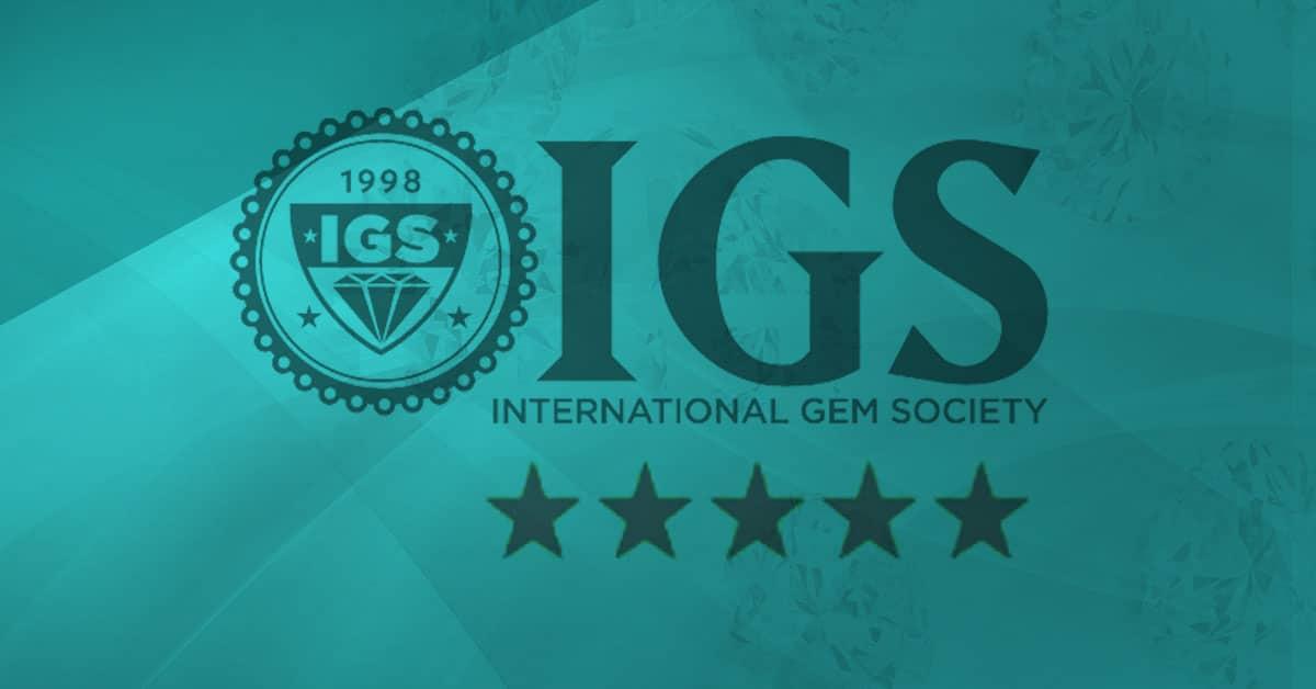 International Gem Society rates BriteCo Top Jewelry Insurance Company in 2021